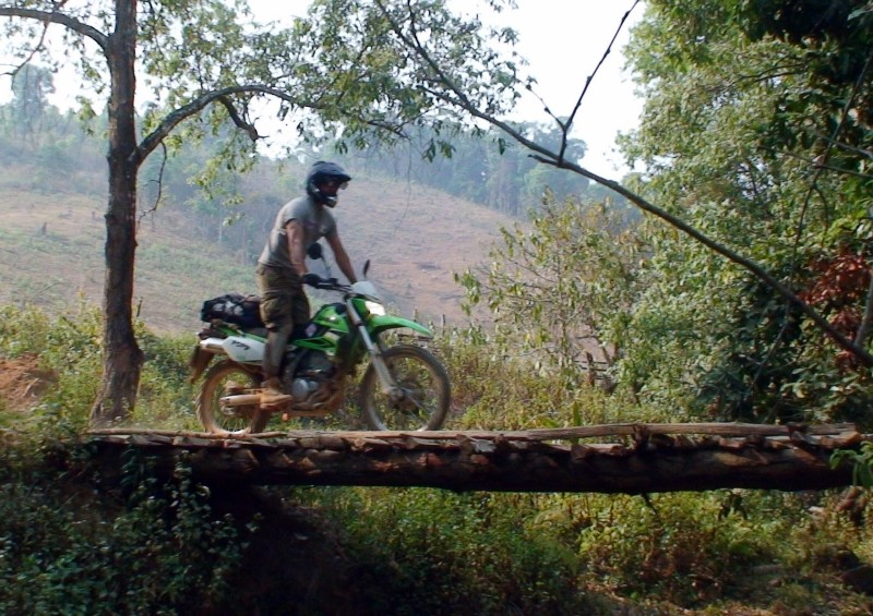 Chang Mai Dirtbike Ride